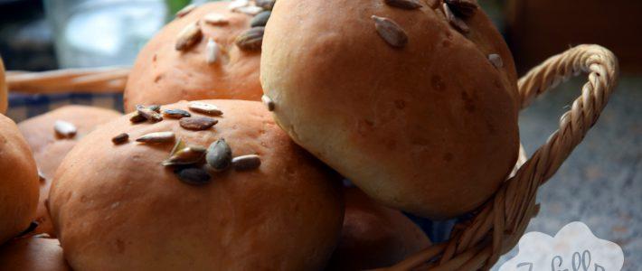 Dinkelbrötchen ohne Zucker