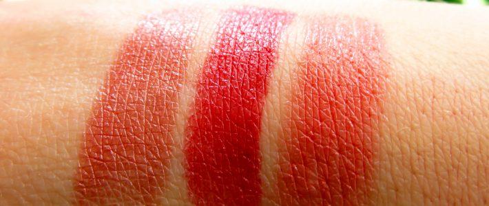 Im Test: Alterra-Lippenstifte