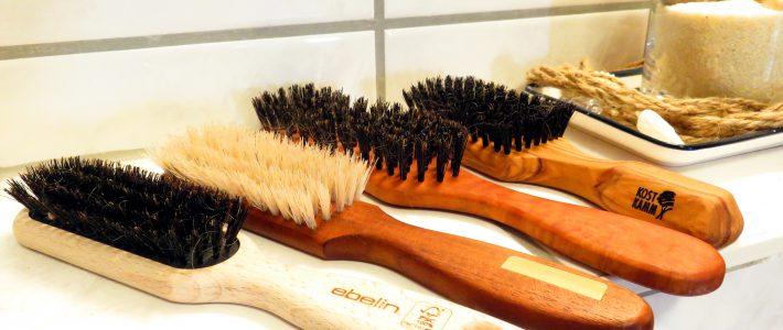 Die perfekte Haarbürste finden