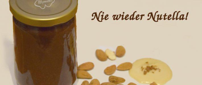Schoko-Mandel-Honig-Aufstrich