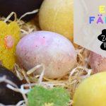 DIY: Eier färben mit Naturmaterialien
