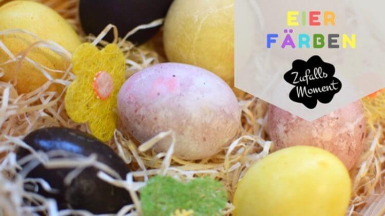 Eier Färben Mit Naturmaterialien : diy eier f rben mit naturmaterialien zufallsmoment ~ Frokenaadalensverden.com Haus und Dekorationen