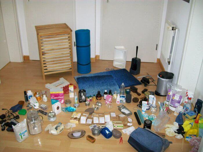 167 Dinge – Nachhaltigkeit im Badezimmer – Zufallsmoment