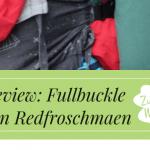 Review: Fullbuckle genäht von Redfroschmaen